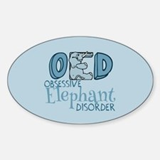 Funny Elephant Decal
