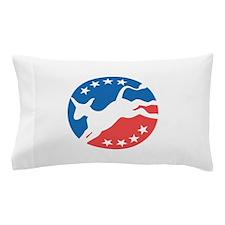 Democrat Pillow Case