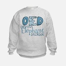Funny Elephant Sweatshirt