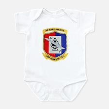 USS GURKE Infant Bodysuit