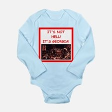 georgia Long Sleeve Infant Bodysuit