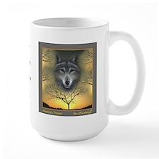 Wolf ~ 'Shaman's Dream' ~ Mug