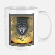 Wolf ~ 'Shaman's Dream' ~ Small Mug