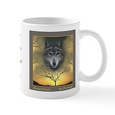 Wolf ~ 'Shaman's Dream' ~ Small Small Mug