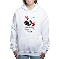 Cute Miss missing Women's Hooded Sweatshirt