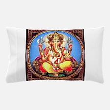Ganesh / Ganesha Indian Elephant Hindu Pillow Case