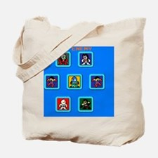 The Enemy Stage Select Tote Bag