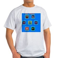 The Enemy Stage Select T-Shirt