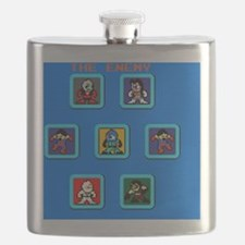 The Enemy Stage Select Flask