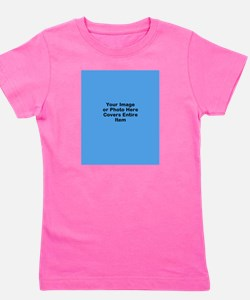 Your Image Here Girl's Tee
