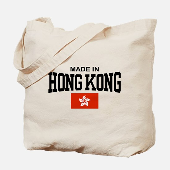 Made in Hong Kong Tote Bag
