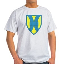 21st Support Command In T-Shirt
