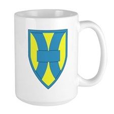 21st Support Command Insignia Mugs