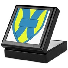 21st Support Command Insignia.png Keepsake Box