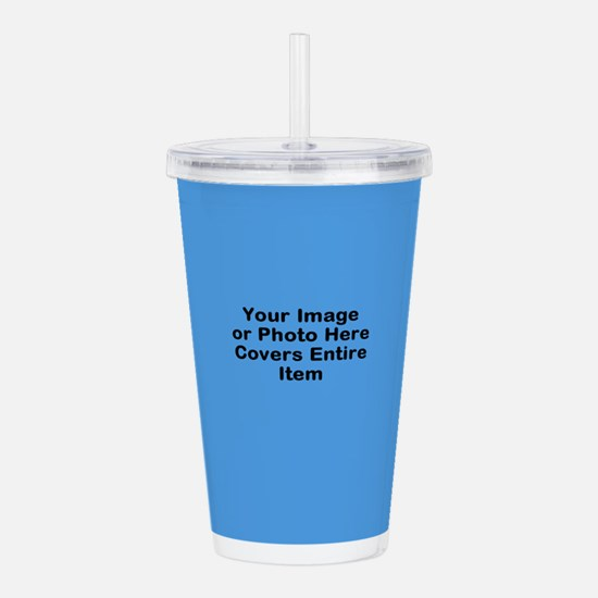 Your Image Here Acrylic Double-wall Tumbler
