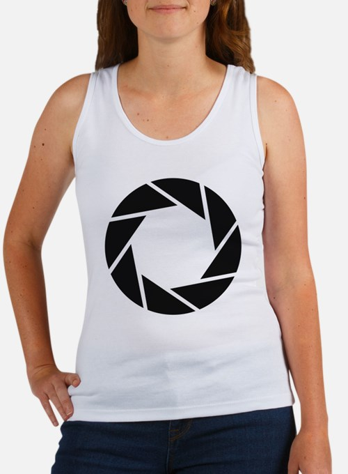 Aperture Science Women's Tank Top