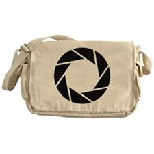 Aperture Science Messenger Bag
