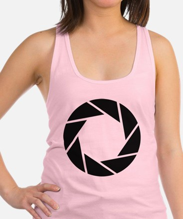 Aperture Science Racerback Tank Top