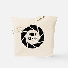 More Bokeh Photographer Tote Bag