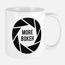 More Bokeh Photographer Mug