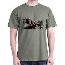Former Presidents Rock T-Shirt