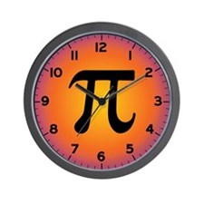 Pi Clock Wall Clock