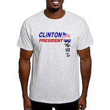 Clinton President Dynasty T-Shirt