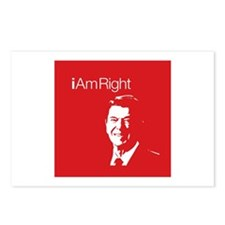 i Am Right. v4 Postcards (Package of 8)