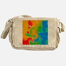 Unique Jewel Messenger Bag