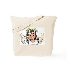 Angel Love Tote Bag