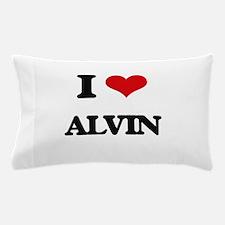 I Love Alvin Pillow Case