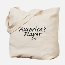 America's Player Tote Bag
