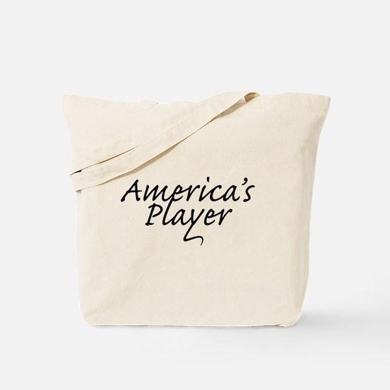 America's Player Tote Bag
