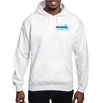 True Blue Virginia LIBERAL Hooded Sweatshirt