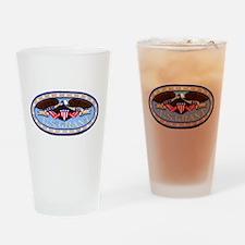 USS ULYSSES S. GRANT Drinking Glass