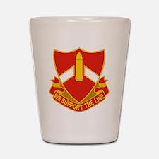 28 Field Artillery Regiment.psd.png Shot Glass