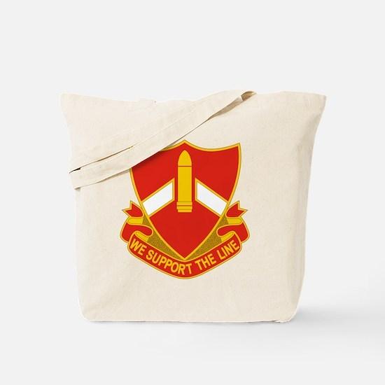 28 Field Artillery Regiment.psd.png Tote Bag