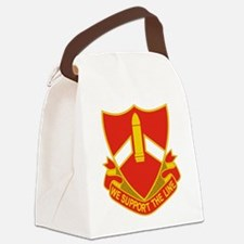 28 Field Artillery Regiment.psd.p Canvas Lunch Bag