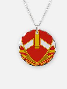 28 Field Artillery Regiment. Necklace