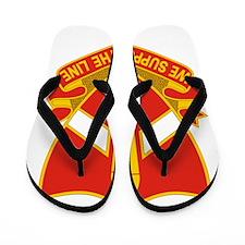 28 Field Artillery Regiment.psd.png Flip Flops