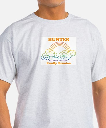 HUNTER reunion (rainbow) T-Shirt