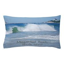 Breaking Ocean Wave Pillow Case