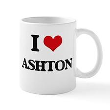 I Love Ashton Mugs