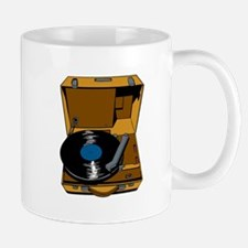 Portable Record Player Mugs