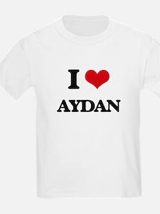 I Love Aydan T-Shirt