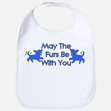 May The Furs Be With You Bib