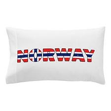 Norway 001 Pillow Case