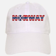 Norway 001 Baseball Baseball Cap