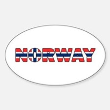 Norway 001 Decal