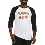 Hapa Boy Baseball Jersey